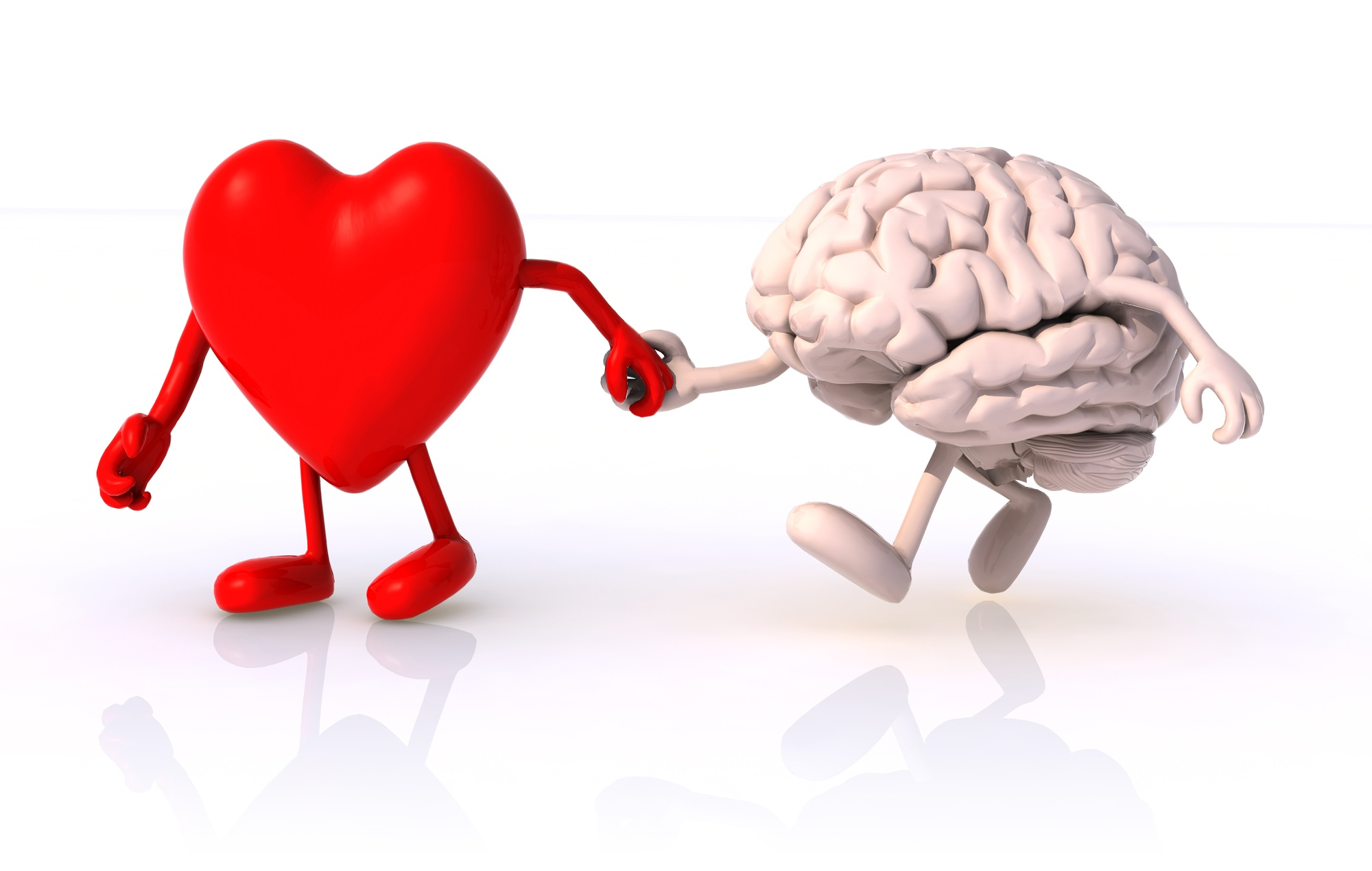 Heart Leading the Brain to Better Health
